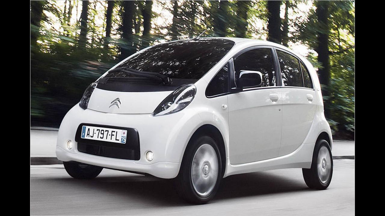 Citroën C-Zero: 150 km