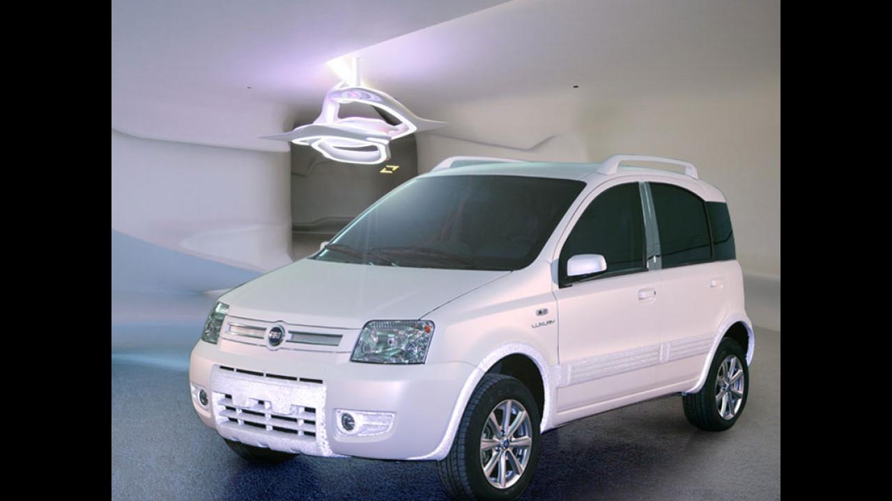 Fiat Panda Luxury