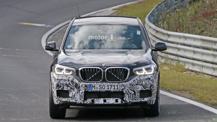 Photos espion - BMW X3 M
