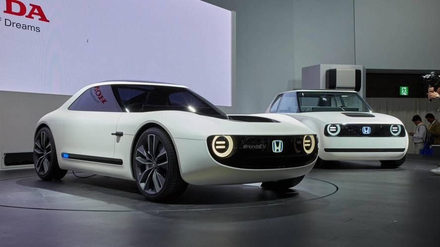 Honda et les concepts électriques, l'histoire ne fait que commencer