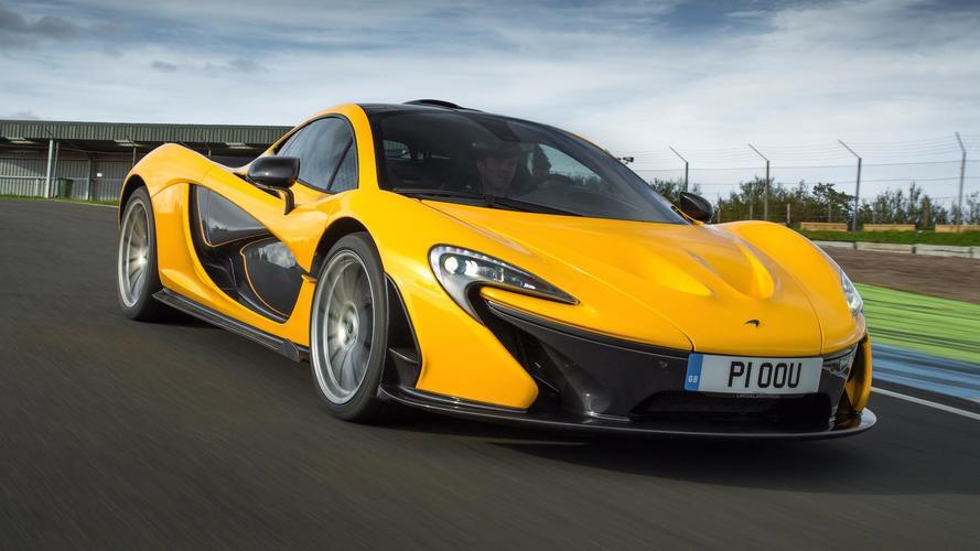 McLaren P1 çoktan 5 yaşına bastı bile