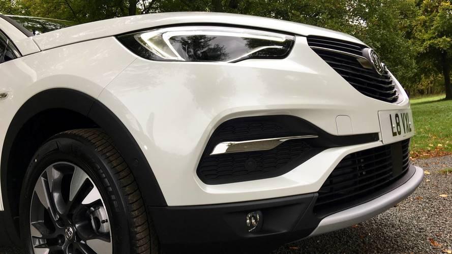 2017 Vauxhall Grandland X Sport Nav