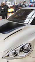TUNING WORLD BODENSEE 2011, Porsche Cayenne, Lumma CLR 558 GT, 08.05.2011