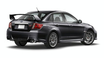 2011 Subaru WRX STI four door sedan 01.04.2010
