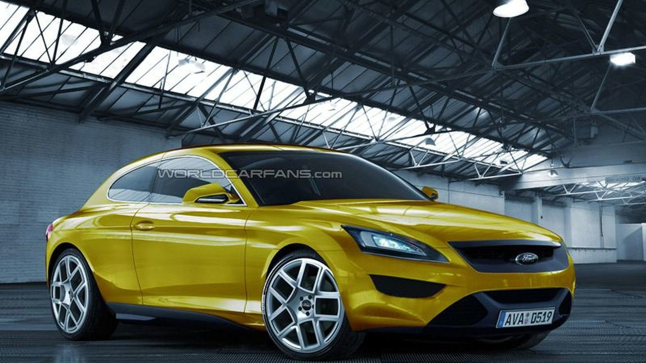 Next Generation Ford Capri