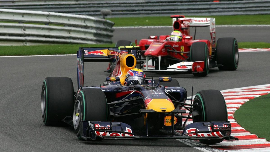 Ferrari not sure Red Bull to be 'weak' at Monza