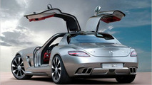 AK-Car Design Envisions SLS AMG