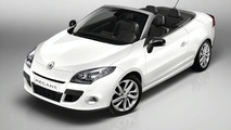 New Megane Coupe-Cabriolet Revealed - Public Debut in Geneva