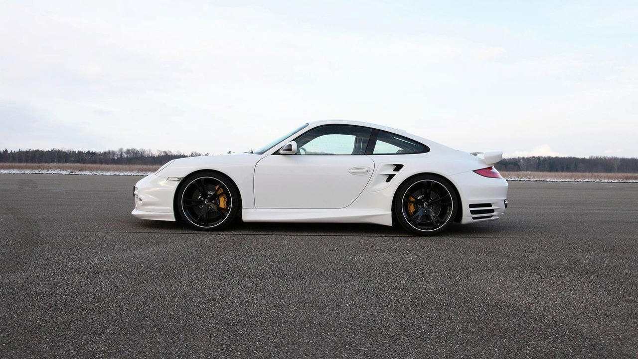 TECHART Individualization for 2010 Porsche 911 Turbo and Turbo S - 16.02.2010