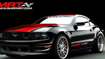 2011 Ford Mustang by MRT