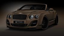 Bentley Continental GT Convertible by Prior-Design - 29.4.2011