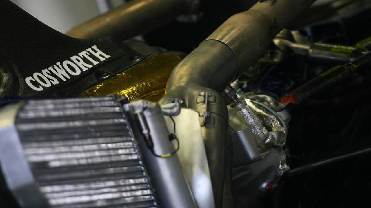Williams F1, Cosworth Engine, Italian Grand Prix, 09.09.2006 Monza, Italy