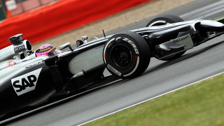 McLaren-Honda to make track debut on Friday