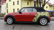 2016 MINI Cooper Cabrio spy photo