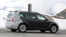 Skoda Snowman / Polar test mule spy photo