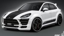 Porsche Macan by German Special Customs
