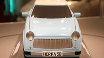 New Trabant design model