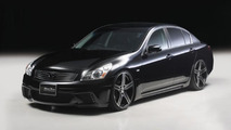 Nissan SkyLine V36 - Infiniti G37 by Wald International, 840, 29.12.2011
