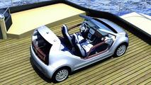 Volkswagen up! azzurra sailing team concept 14.09.2011