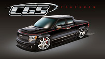 2011 Ford F-150 by CGS Performance Products for SEMA - 25.10.2011