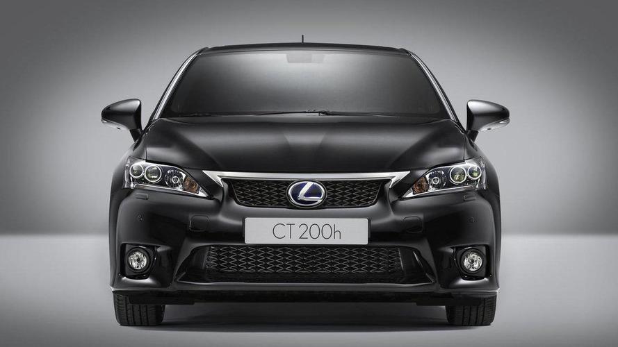 2012 Lexus CT 200h F-Sport (U.K.) 20.10.2011