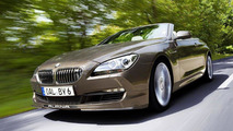 Alpina previews its B6 Bi-Turbo Cabrio based on the BMW 6-Series