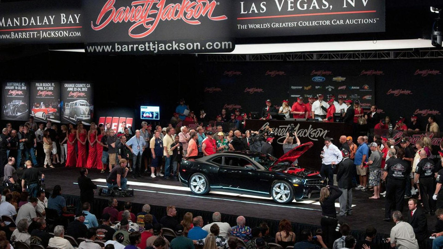 First Camaro ZL1 auctioned for $250,000