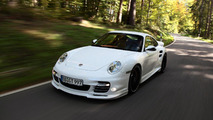 Porsche 911 Turbo by TechArt 23.09.2011