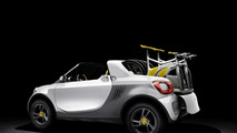 Smart for-us Urban Pickup Concept