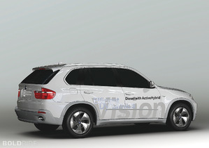 BMW X5 Vision EfficientDynamics Concept