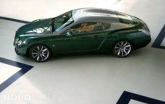 Zagato Bentley GTZ Concept