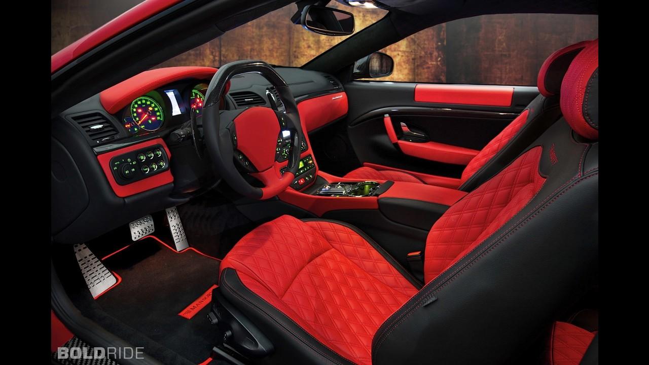 Mansory Maserati GranTurismo