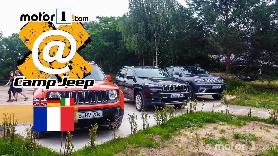 Bienvenue au Camp Jeep 2017 en Allemagne !