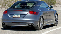 Audi TT RS Spotted Undisguised on US Soil