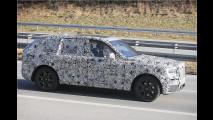 So groß wird das Rolls-Royce-SUV