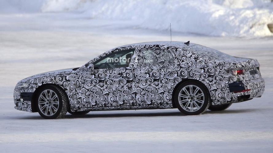 Audi peaufine sa nouvelle S8 au Nürburgring