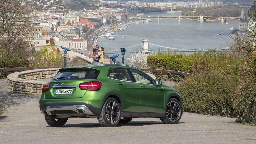 2017 Mercedes-Benz GLA first drive