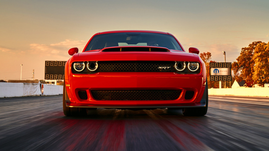 Dodge Demon Buyers Will Sign This Form So They Can't Sue