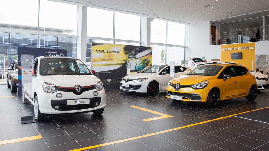 British Car Dealers Are Worried About Brexit