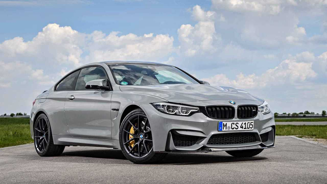 2017 BMW M4 CS First Drive
