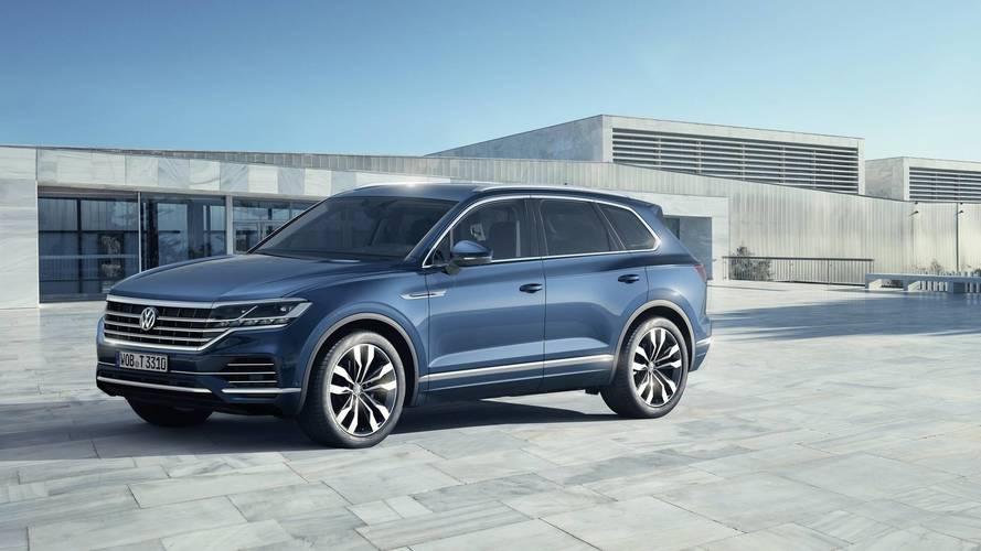 Mindent belepakoltak, amit lehet - megérkezett az új Volkswagen Touareg