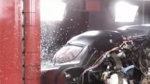 Koenigsegg Regera, i crash test