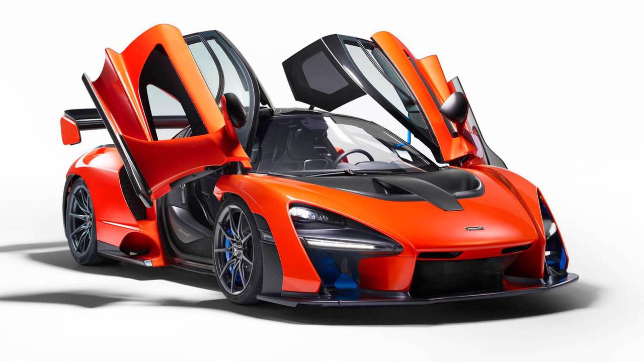 Diese Autos tragen einen Formel-1-Namen