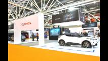 Motor Show 2016, allo stand Toyota la star è la C-HR [VIDEO]
