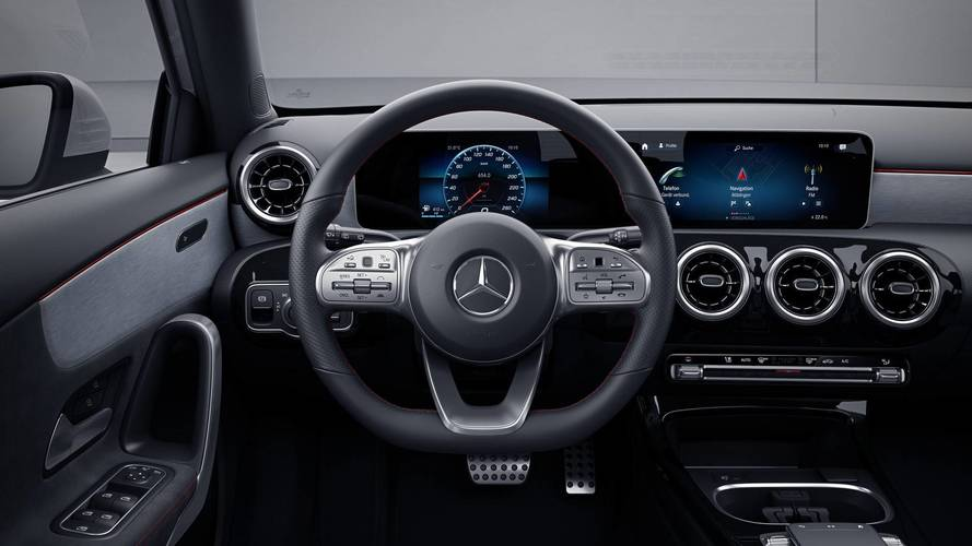 Mercedes Explains Why 2019 C-Class Doesn't Have MBUX Infotainment