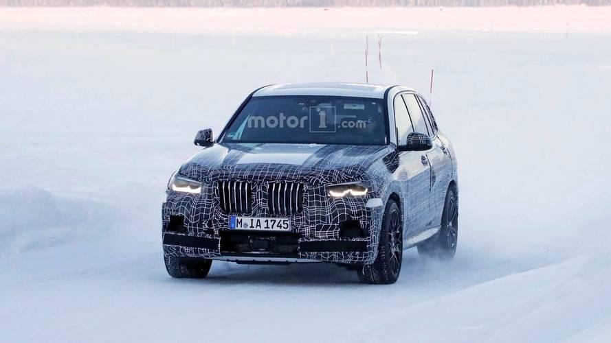BMW X5 M Casus Fotoğraflar