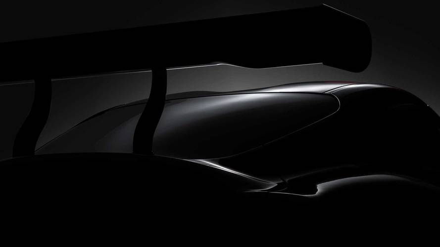 Toyota Drops Sexy Supra Silhouette Teaser For Geneva Motor Show