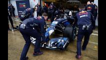 Red Bull F1 2018 tutte le foto