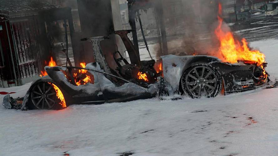 Understanding Why Electric Car Fires Are Headline News