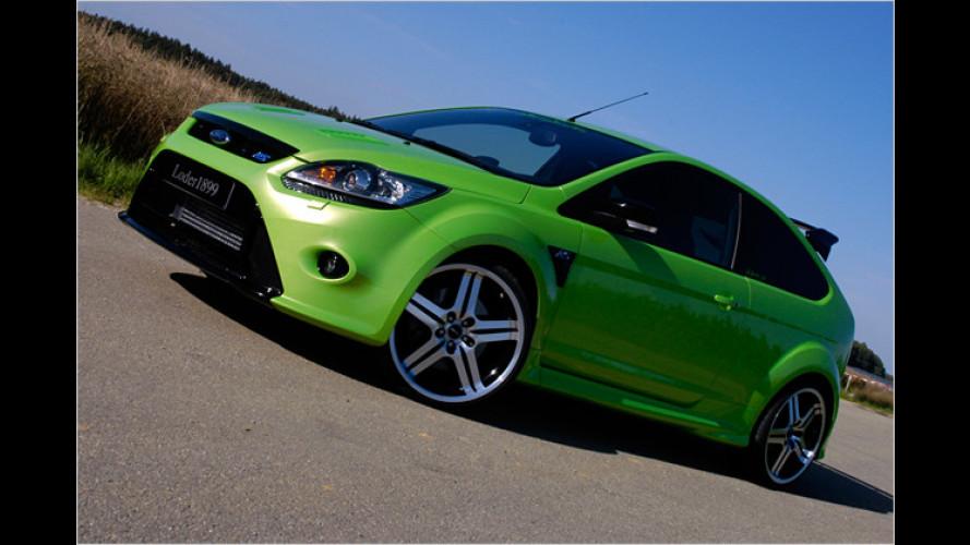 Lässt Leistung lodern: Ford Focus RS von Loder1899